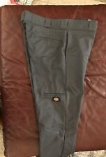 Dickies WP801 Flex Fit Skinny Straight Work Pants / Cell Pocket
