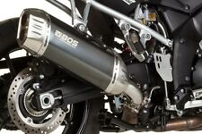 AUSPUFF BOS DESERT FOX CARBON-STEEL EG BE EURO 4 BMW R 1200 R RS AB BJ.16