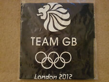 Mens Adidas London Olympics 2012 Official Team GB Memorabilia T Shirt. Size Med