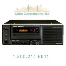 NEW VERTEX/STANDARD VXR-7000VA, VHF 136-150 MHZ, 50 WATT 16 DESKTOP REPEATER