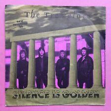 El TREMELOES - Silence Is Golden (88) - MOJO moj-109-770-100 EX ESTADO