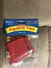 Algebra Tiles Set Of 32