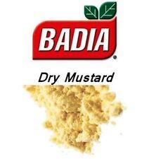 BADIA - Dry Mustard Powder 16 oz / 1 lb - Mostaza Seca Molida