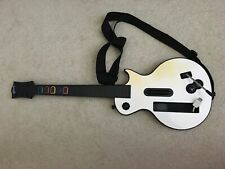 Guitar Hero Gibson Les Paul Wireless Nintendo Wii Controller 95125.805 Working