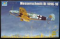 TRUMPETER 02298 - Messerschmitt BF 109 G-10 - 1:32 Flugzeug Bausatz Model Kit Me