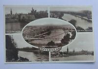Inverness Multi View Vintage Postcard