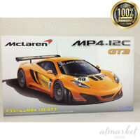 Fujimi Model 1/24 Real Sports Car Series No.44 McLaren MP4/12CGT3 NEW From JAPAN