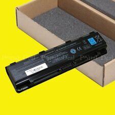 Battery For Toshiba Satellite C800 C805 C845 C850 C855 C870 C875 PA5025U-1BRS
