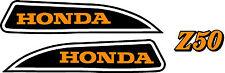 HONDA Z50 1973 Tank  Decals & Sidecover Logo