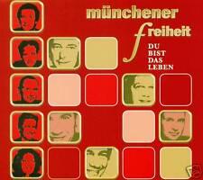 MÜNCHENER FREIHEIT - DU BIST DAS LEBEN MAXI CD (E1328)