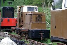 Ex Bord Na Mona LM24, Henllan Teifi Valley Rail Photo