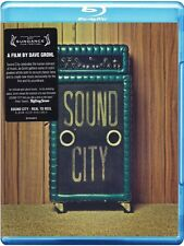 DAVE GROHL - SOUND CITY: BLU-RAY DISC (2013)