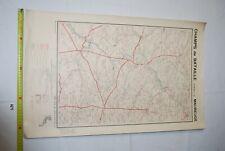 AF1 Carte - Champs de Bataille - Ed Perin - MAUBEUGE - Planche N°30