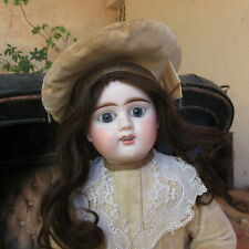 "23"" bebe Etienne Denamur circa 1890 . antique french doll"
