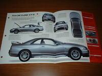 DRAGintMATS JDM Checkered Floor Mats R32 GT-R Godzilla Karo Custom GTR RHD New