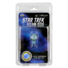 Star Trek Attack Wing: Federation (U.S.S. Hathaway) Expansion Pack WZK 72017
