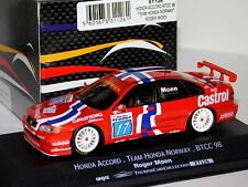 HONDA ACCORD #17 MOEN TEAM HONDA NORWAY BTCC 1998 ONYX XT126 1/43
