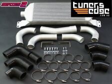 MITSUBISHI PAJERO 2008+ FRONT MOUNT INTERCOOLER KIT SERIES 2 IK-MP8-S2-F