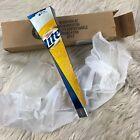 """NEW - Miller Lite Metal Vortex Swirl Aluminum Beer Tap Handle 12"""""""