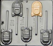 Juke Box Lollipop Chocolate Candy Mold  3354 NEW