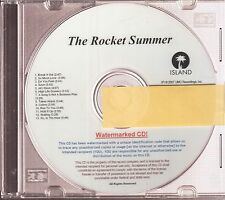 the rocket summer s/t cd limited edition