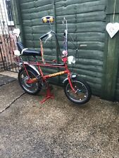 GENUINE VINTAGE BICYCLE SHOP SALES/SHOW STAND**FITS RALEIGH CHOPPER**LOOKS GREAT
