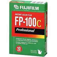 FujiFilm Fuji FP100C Instant Color 10 Exposure - 5 Packs total 50 Pix