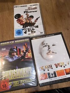 Das Charles Bronson Paket Mit 3 DVDs Top Mit Neuauflage Telefon