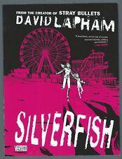 Silverfish David Lapham DC Comics Vertigo 2007 Graphic Novel Good Condition