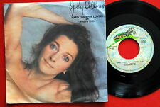 "JUDY COLLINS HARD TIMES FOR LOVERS/HAPPY END 1972 UNIQUE RARE EXYUG 7""PS N/MINT"
