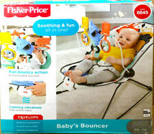 Fisher-Price Baby's Bouncer - Lion Around - GDP59