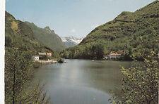 BF22216 ax les thermes ariege le chateau et le lac d o  france  front/back image