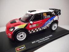 Voitures de courses miniatures IXO pour Mini Cooper