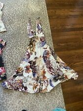 Gorgeous Just Cavalli Roberto Summer dress Signed  Print 38 0 2 XS