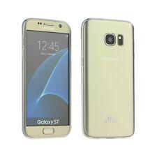 Silikon Hülle für Samsung Galaxy S6 Silicon Case Silikon Cover Klar Transparent