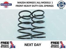 MAZDA BONGO 2.0 2.5TD 2.5V6 95 - 06 FRONT HD SPRINGS ( NEXT DAY )
