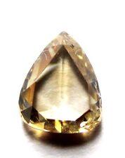 0.90 Carats Pear Shape Rose Cut Polished Diamond
