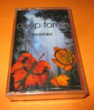 NEW SEALED OOP DEEP FOREST **BOHEME** MUSIC CASSETTE TAPE