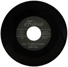 "Freddie King ""ahora tengo una mujer"" R&B"