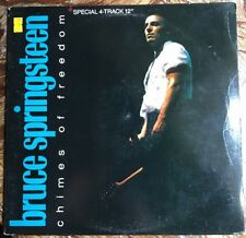 Bruce Springsteen~Chimes Of Freedom 4C 44445 1988 Lp Promo Near Mint!!