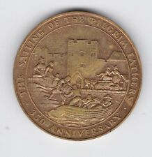 1817 Princess Charlotte (daughter of George IV) Medal died aged 21 royal H-490