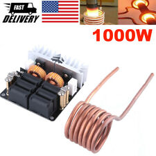 1000w Zvs Induction Heating Board Flyback Driver Heater Diy Cooker Ignition Coil
