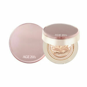 AGE 20'S Perfect Glass Essence Cover Pact SPF50+ PA++++ (Cushion + Refill)