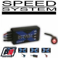 Omex Speed System Rev Limiter And Shift Light Combined Unit Twin Coil Easy Fit