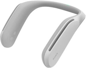 SONY SRS-WS1 Wearable Neck Speakers White Fixed Collar Music Player Hobby