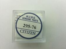 NEW GENUINE CITIZEN WATCH CELL - CAPACITOR  Eco-Drive  295-76 : LOOKS ++