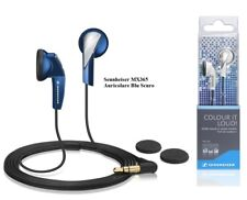 Sennheiser MX 365 Earphones BLU AURICOLARI Microcuffia dinamica