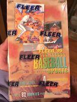 1995-Fleer-Update-Baseball-Unopened-SEALED-Wax-Box-36-Packs-Hot Box!
