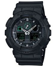 BRAND NEW CASIO G-SHOCK GA100MB-1A MENS WATCH LIMITED EDITION NWT!!!