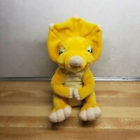 "7"" The Land Before Time CERA Triceratops Plush Toy Network Universal Dinosaur"